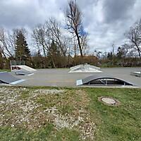Skateplatz erweitert
