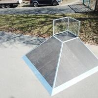 Pyramiden-Corner